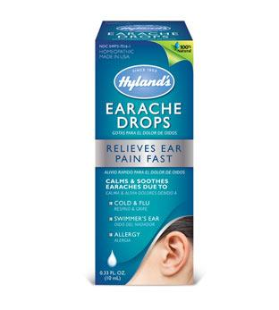 Hyland's Earache Drops Adults - .33 oz