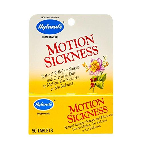 Hyland's Motion Sickness - 50 Tablets