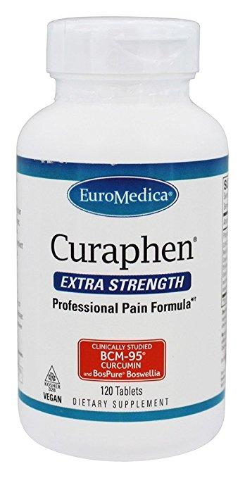 Curaphen Extra Strength - 120 Tablets