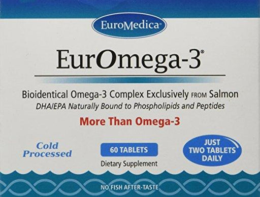 EurOmega-3 Plus - 60 Tablets