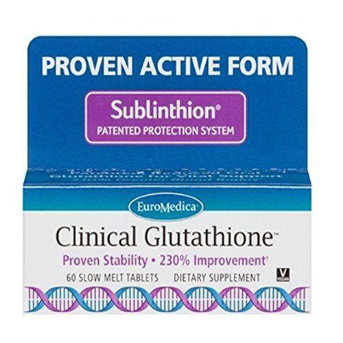 Clinical Glutathione - 60 Tablets