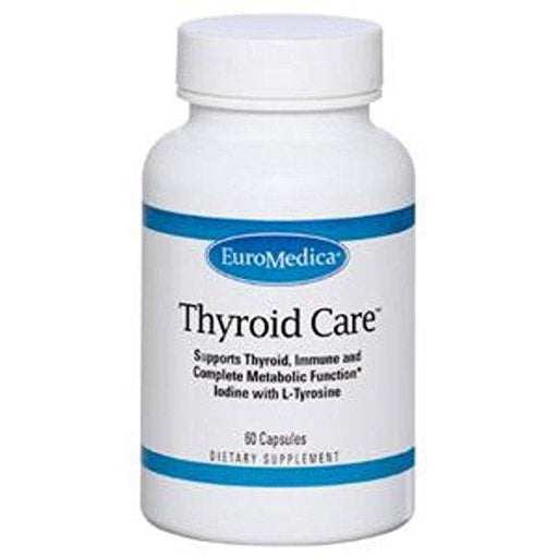Thyroid Care - 60 Capsules