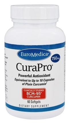 CuraPro Brain - 60 Softgels