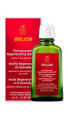 Pomegranate Regenerating Body Oil - 3.4 oz