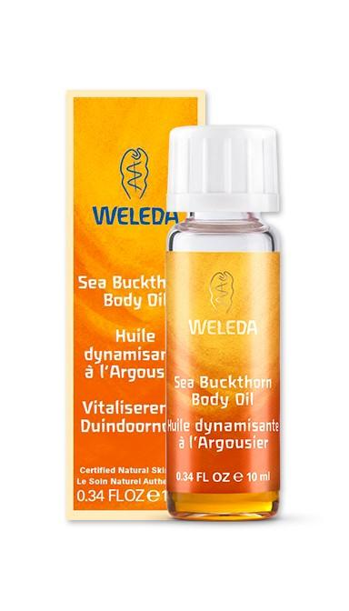 Sea Buckthorn Body Oil Travel Size - 0.34 oz