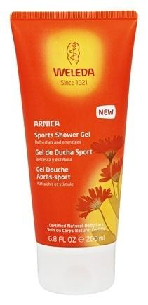 Arnica Sports Shower Gel - 6.8 oz