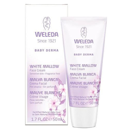 White Mallow Face Cream - 1.7 oz