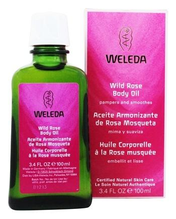 Wild Rose Body Oil - 3.4 oz