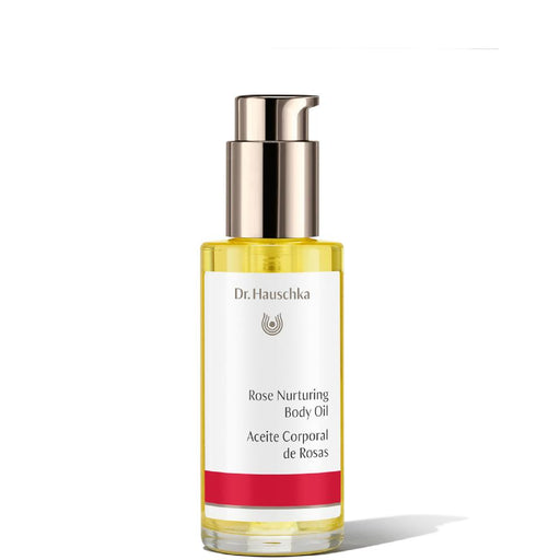 Dr. Hauschka Rose Nurturing Body Oil - 2.5 fl oz