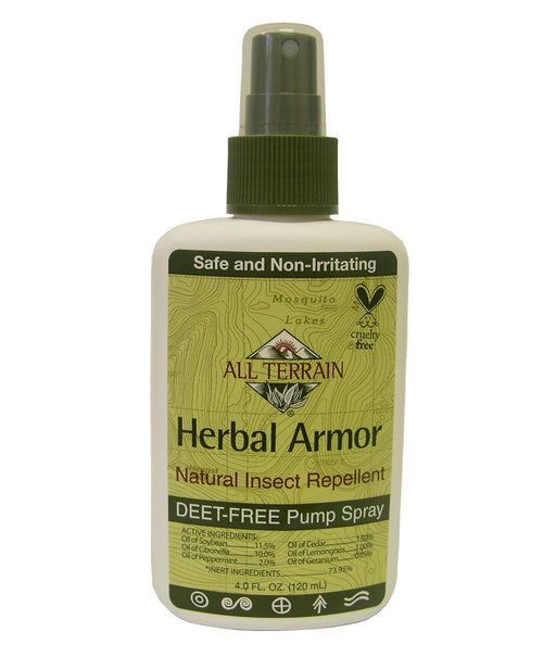 Herbal Armor Insect Repellent Spray - 4 oz