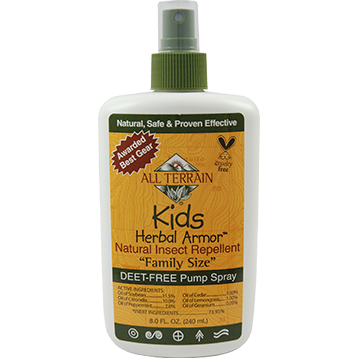 Kids Herbal Armor Insect Repell Spray - 8 oz