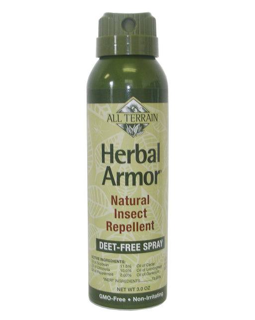 Herbal Armor Natural Insect Repellent Continuous Spray - 3 oz
