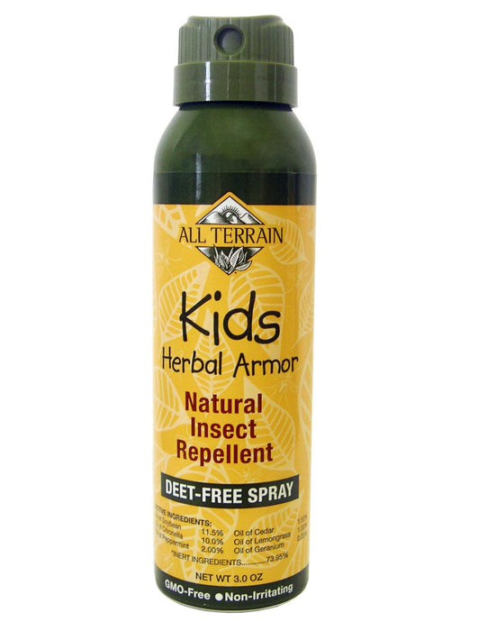 Kids Herbal Armor Natural Insect Repellent Continuous Spray - 3 oz
