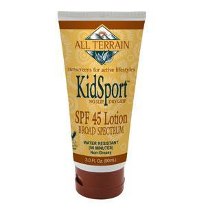 KidSport SPF45 Sunsreen Lotion - 3 oz