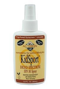 KidSport SPF30 Sunscreen Spray - 3 oz