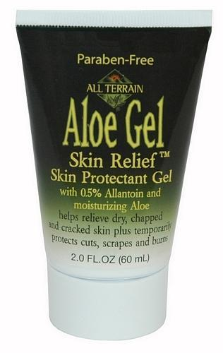 Aloe Gel Skin Relief - 2 oz