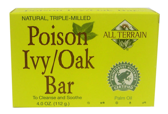 Poison Ivy/Oak Bar - 4 oz