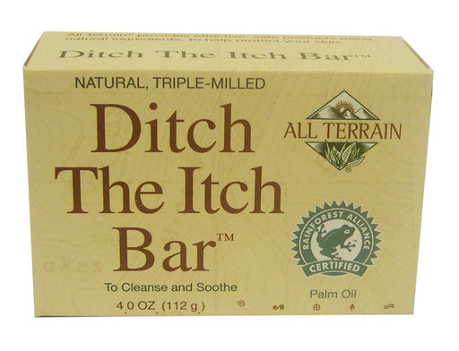 Ditch The Itch Bar - 4 oz