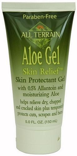 Aloe Gel Skin Relief - 5 oz