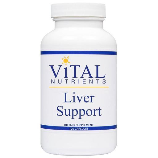 Liver Support - 120 Capsules