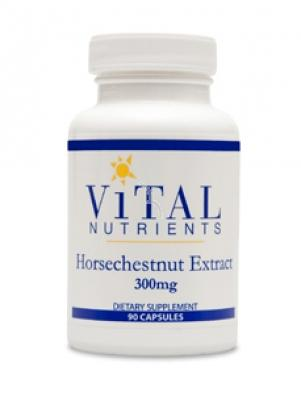 Horsechestnut Extract 300 mg - 90 Capsules