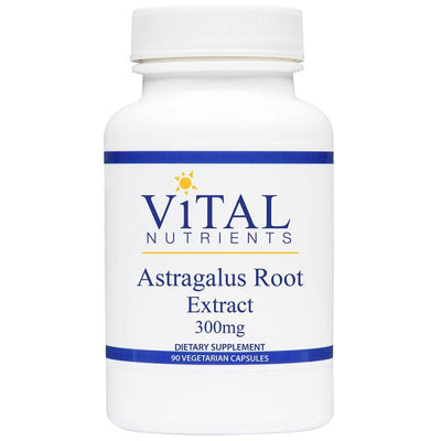 Astragalus Root Extract 300 mg - 90 Capsules