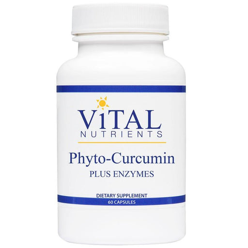 Phyto-Curcumin Plus Enzymes - 60 Capsules