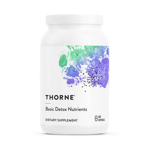 Basic Detox Nutrients - 360 Capsules