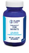 Klaire Labs Ther-Biotic for Infants - 2.1 oz