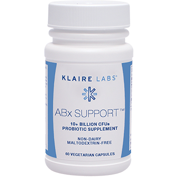 ABX Support - 60 Vegetarian Capsules