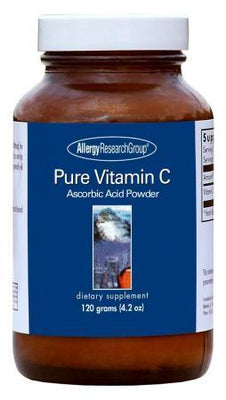 Pure Vitamin C Powder - 120 Grams