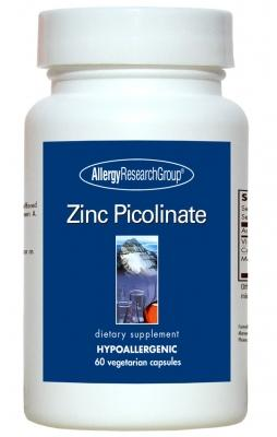 Zinc Citrate 25 mg - 60 Capsules