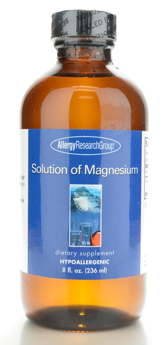Solution of Magnesium - 8 oz