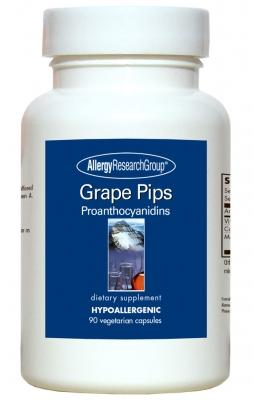 Grape Pips Proanthocyanidins - 90 Vegetarian Capsules