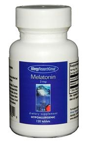 Melatonin 3 mg - 120 Tablets
