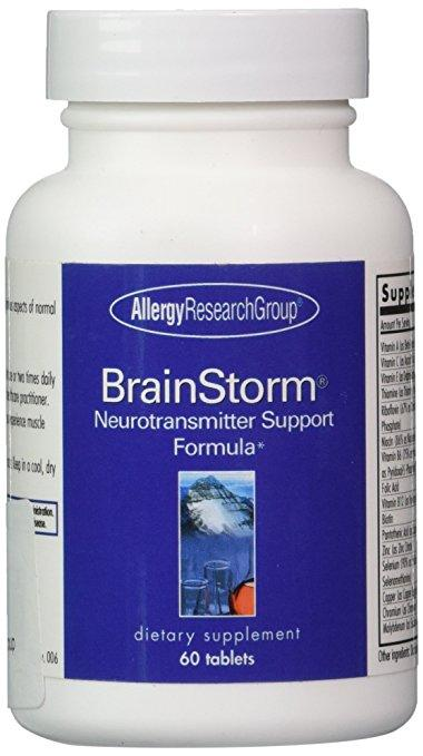 Brainstorm - 60 Tablets