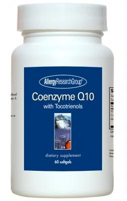Coenzyme Q10 with Tocotrienols - 200 Softgels