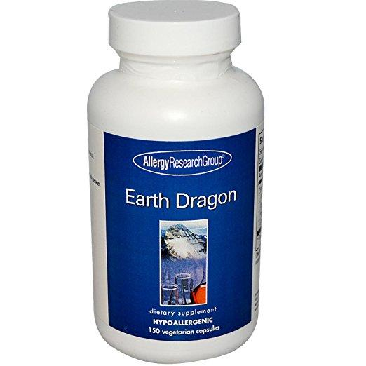 Earth Dragon - 150 Capsules