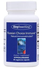 Russian Choice Immune - 60 Vegetarian Capsules
