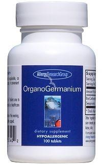 OrganoGermanium 100 mg - 100 Tablets