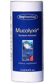 Mucolyxir - 12 ml