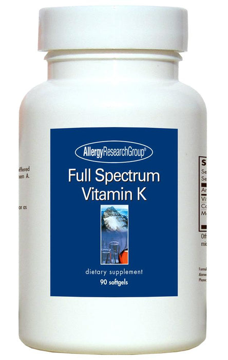 Full Spectrum K - 90 Softgels