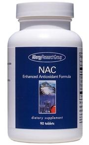 NAC 200 mg - 90 Tablets
