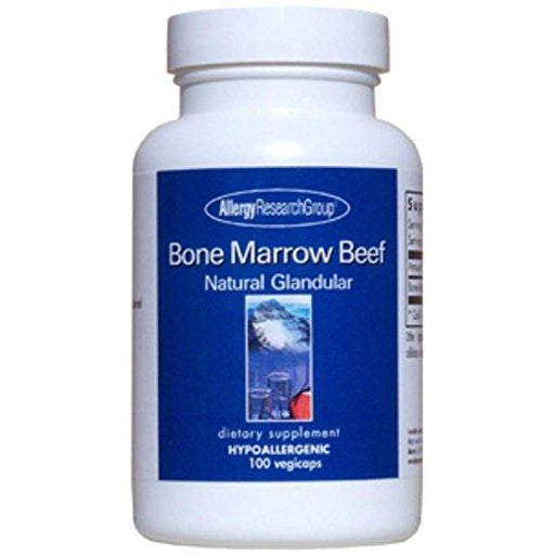 Bone Marrow Beef - 100 Vegetarian Capsules