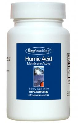Humic Acid Membrane Active - 60 Vegetarian Capsules
