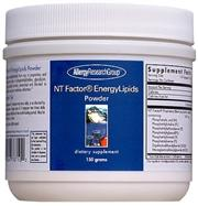 NT Factor EnergyLipids Powder - 150 Grams