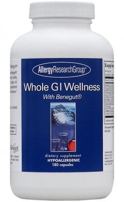 Whole GI Wellness with Benegut - 180 Capsules
