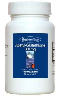 Acetyl Glutathione 300 mg - 60 Tablets