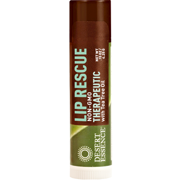 Tea Tree Oil Lip Rescue - .15 oz