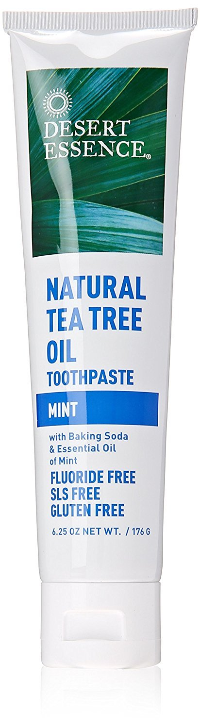 Tea Tree Oil Toothpaste Mint - 6.25 oz